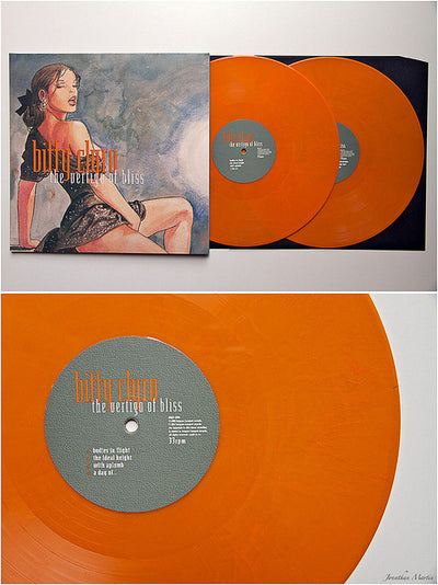 BIFFY CLYRO - The Vertigo Of Bliss (Ltd Edition Orange Vinyl Gatefold LP)