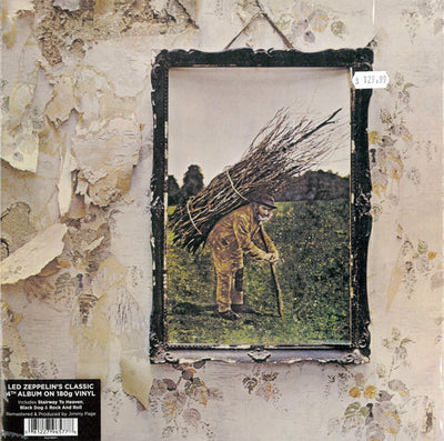 LED ZEPPELIN - Led Zeppelin IV (180g Gatefold Vinyl)