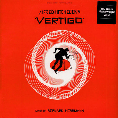 bernard herrmann quotalfred hitchcocks vertigoquot original