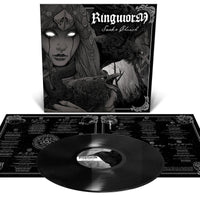 "RINGWORM - ""Snake Church"" (Limited Edition Vinyl LP)"