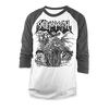 "SKELETONWITCH - ""The Apothic Gloom"" (Exclusive EP Cover Baseball Shirt)"