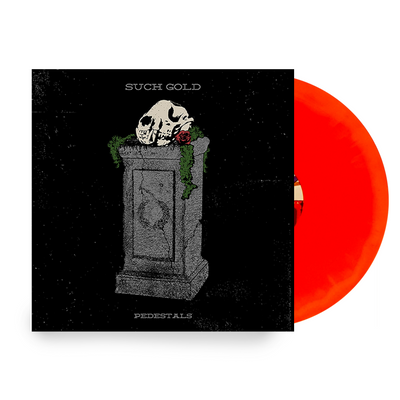"SUCH GOLD - ""Pedestals"" (Limited Edition Re-Issue Vinyl LP)"