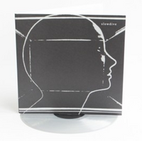 "SLOWDIVE - ""Slowdive"" (Indies Exclusive Silver Colour Vinyl LP)"