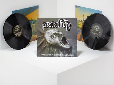 THE PRODIGY - Music For The Jilted Generation (2x Heavyweight Vinyl LP)