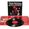 "IRON REAGAN - ""Crossover Ministry"" (Limited Edition Black LP vinyl + DL card"""