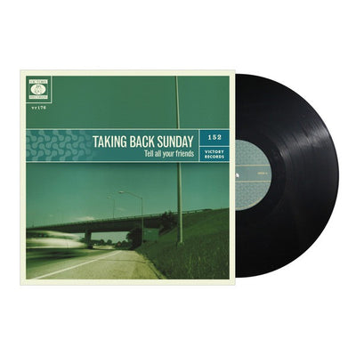 TAKING BACK SUNDAY - Tell All Your Friends (Vinyl LP)