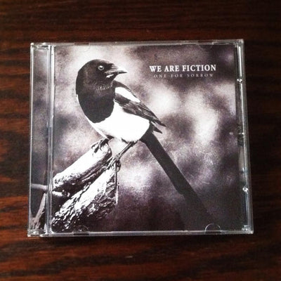 WE ARE FICTION - One For Sorrow (CD + Instant Free Digital Download)