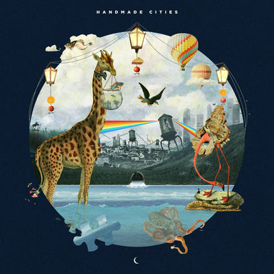 PLINI - Handmade Cities (CD Album)