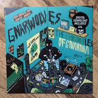 GNARWOLVES - Chronicles Of Gnarnia (Ltd Edition Tri-Colour LP + Free Digital Copy)