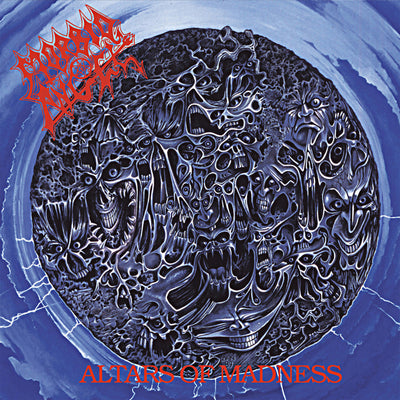 "MORBID ANGEL - ""Altars Of Madness"" (FDR Re-Mastered Black Vinyl LP)"