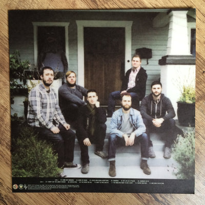 THE WONDER YEARS - Suburbia: I've Given You All And Now I'm Nothing (Ltd Edition Gatefold Clear Vinyl + Poster)