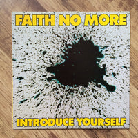FAITH NO MORE - Introduce Yourself (LP - original pressing)
