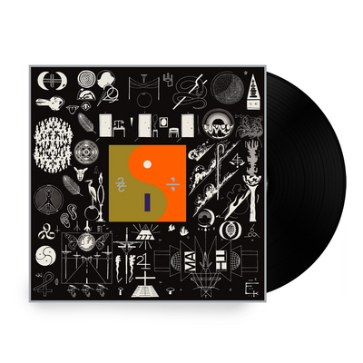 BON IVER - '22, A Million' (Ltd. Edition Vinyl LP)