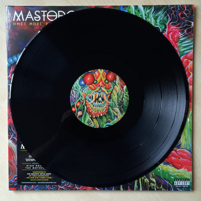 MASTODON - Once More 'Round The Sun (Ltd Edition 2x Vinyl Gatefold LP)