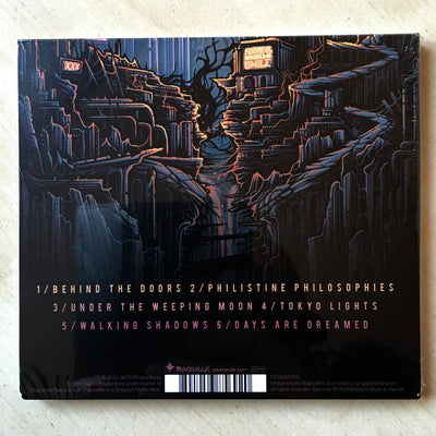 SIKTH - Opacities (Ltd Edition CD EP)