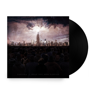 "CANDIRIA - ""While They Were Sleeping"" (Limited Edition Vinyl LP)"