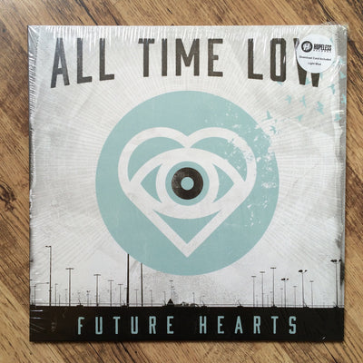ALL TIME LOW - Future Hearts (Ltd Edition Baby Blue Vinyl LP)