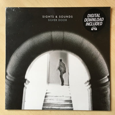 "SIGHTS & SOUNDS - Silver Door (Ltd Edition Coloured 10"" Vinyl EP)"