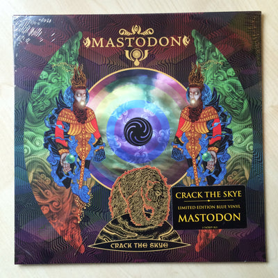 MASTODON - Crack The Skye (Ltd Edition Baby Blue Vinyl LP)