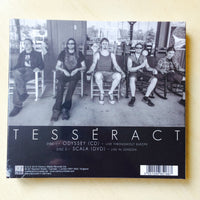 TESSERACT - Odyssey / Scala (Live CD + DVD)