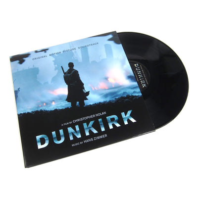DUNKIRK - Hans Zimmer Original Motion Picture Soundtrack (2x Vinyl LP)