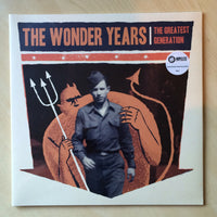 THE WONDER YEARS - The Greatest Generation (Ltd Edition Red Vinyl LP)