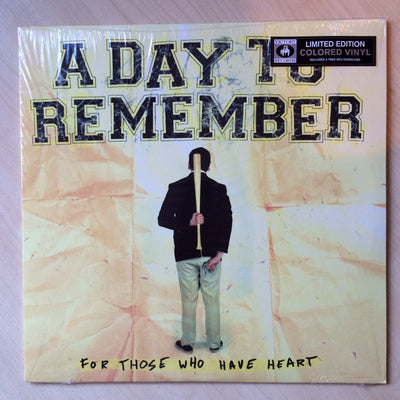 A DAY TO REMEMBER - For Those Who Have Heart (Vinyl LP + Free Digital Copy)