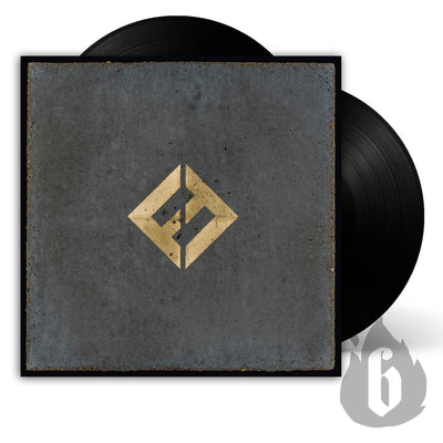 "FOO FIGHTERS - ""Concrete And Gold"" (Limited Edition x2 Vinyl LP)"