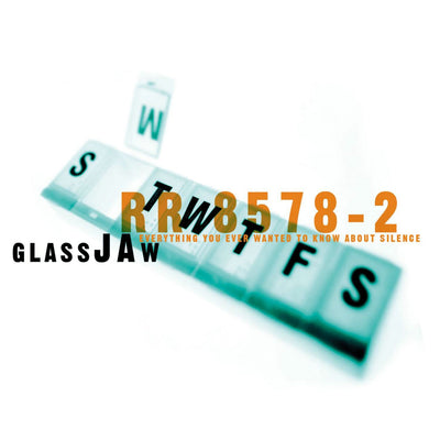 GLASSJAW - Everything You Ever Wanted To Know About Silence (2x 180grm Vinyl Remastered LP)