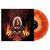 "DANZIG - ""Black Laden Crown"" (Limited Edition Neon Orange Vinyl LP)"