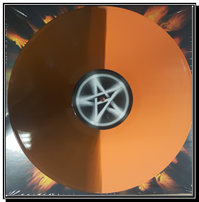ANTHRAX - Worship Music (Ltd Edition Orange Brown Split Vinyl LP)