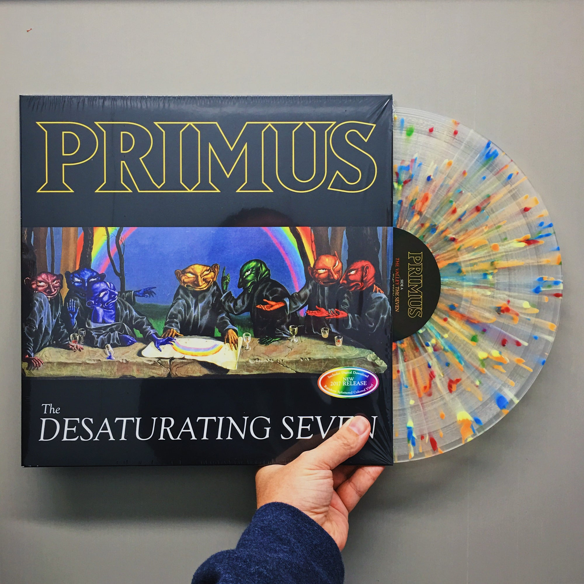 Primus Vinyl Chocolate Factory Zenberg Blogue Best Of