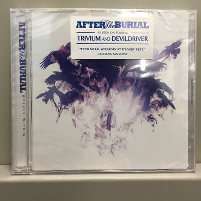 AFTER THE BURIAL - Wolves Within (CD Album)