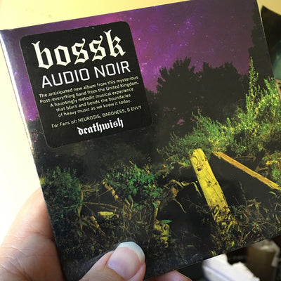 BOSSK - Audio Noir (CD)