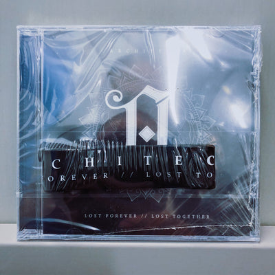 ARCHITECTS - Lost Forever // Lost Together (CD Album)