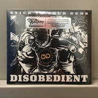 STICK TO YOUR GUNS - Disobedient (CD Album)