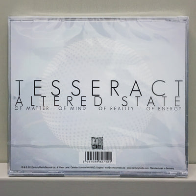 TESSERACT - Altered State (CD Album)