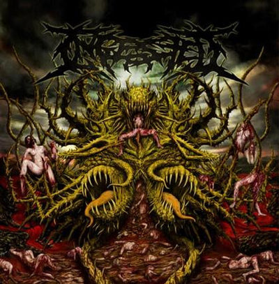 INGESTED - Surpassing The Boundaries Of Human Suffering (LP + Giant Poster)