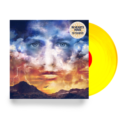 "IN HEARTS WAKE - ""Skydancer"" (Limited Edition Yellow Vinyl LP)"