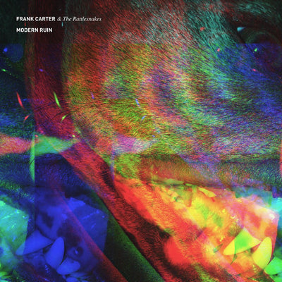 "FRANK CARTER & THE RATTLESNAKES - ""Modern Ruin"" (Limited Edition Vinyl LP)"