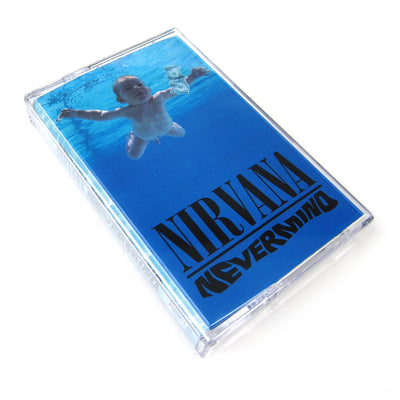 "NIRVANA - ""Nevermind"" (Limited Edition Cassette Tape)"