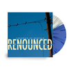 "RENOUNCED - ""Theories Of Despair"" (Ltd. Edition Half Cream/Blue + Black Splatter Vinyl LP)"
