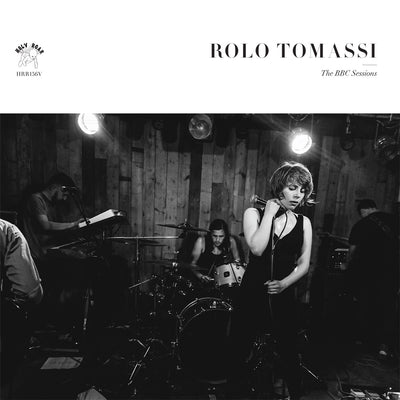 "ROLO TOMASSI - ""The BBC Sessions"" (Limited Edition 10"" Vinyl)"