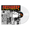 neck deep peace panic white vinyl lp