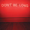 MAKE DO AND MEND - Don't Be Long (Ltd Edition Gatefold Vinyl LP)