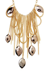Monique Leshman Waterfall Necklace