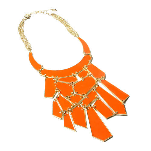 Amrita Singh Broome Street Enamel Necklace