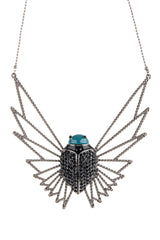 Meghan Fabulous Take Flight Necklace