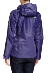 The North Face Fuseform Dot Matrix Insulated Jacket L Purple