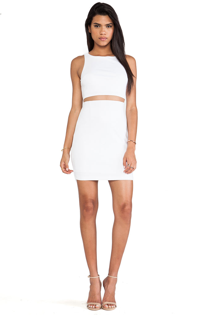 Bailey 44 Middle Linebacker Illusion Meet and Greet Dress L